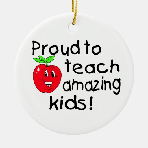 Teachers Every day heroes Christmas Ornaments