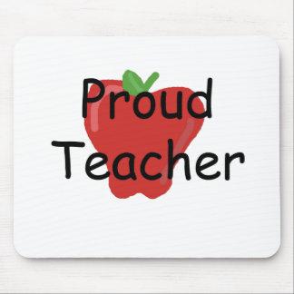 Proud Teacher Mouse Pad
