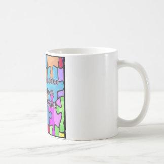 Proud Teacher of Children With Autism! Coffee Mug