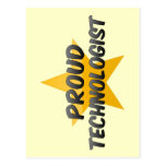 Proud Technologist Post Cards