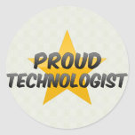 Proud Technologist Stickers