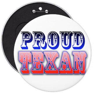Proud Texan Button