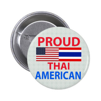 Proud Thai American Buttons
