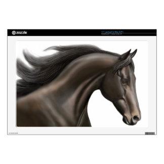 Proud Thoroughbred Horse Laptop Skin