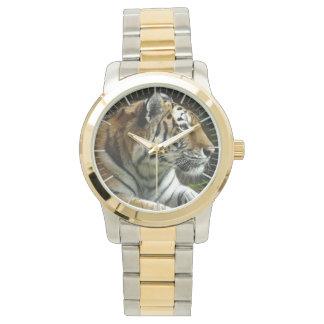 Proud Tiger Wrist Watch