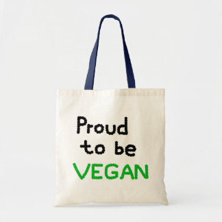 Proud to ask Vegan Canvas Bags
