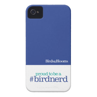 Proud to be a bird nerd Case-Mate iPhone 4 case