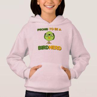 Proud To Be a Bird Nerd Hoodie