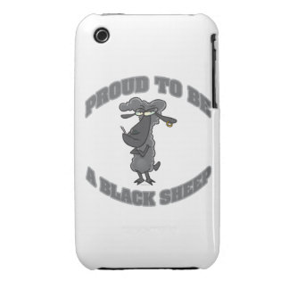proud to be a black sheep Case-Mate iPhone 3 case