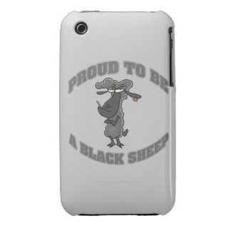 proud to be a black sheep iPhone 3 Case-Mate case