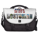 Proud to be a Bostonian Commuter Bags