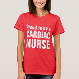 Proud to be a cardiac nurse T-Shirt