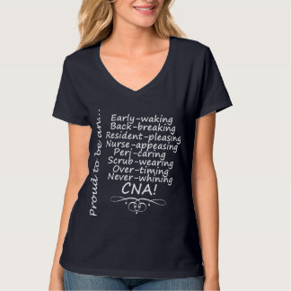 Proud To Be a CNA T Shirt
