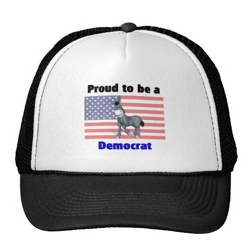 Proud to be a Democrat Hat