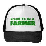 Proud To Be A Farmer Trucker Hat