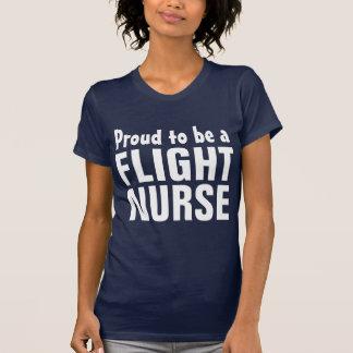 Proud to be a Flight  nurse T-Shirt