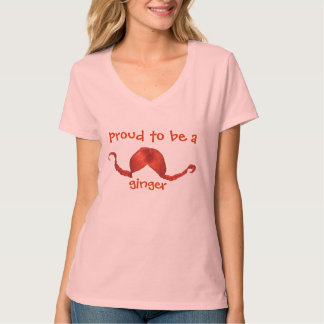 Proud to be a GINGER (for her) T-Shirt