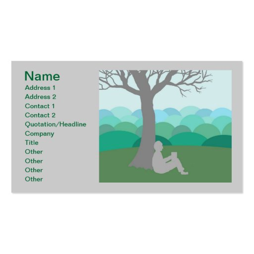 Proud to be a Hillbilly Double-Sided Standard Business Cards (Pack Of 100)