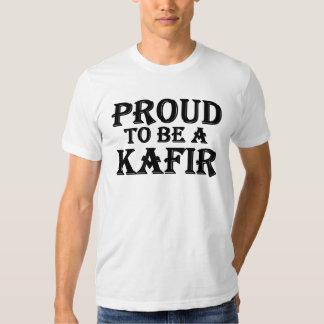 PROUD TO BE A KAFIR T-SHIRT
