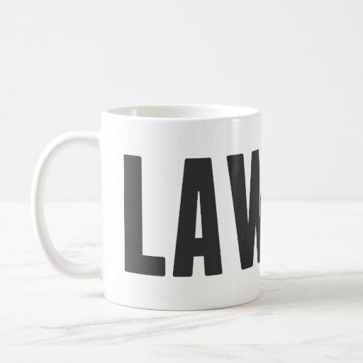 Proud to be a Lawyer Coffee Mug