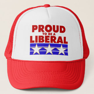 PROUD TO BE A LIBERAL cap