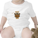 Proud To Be a Little Nothern Monkey T Shirts