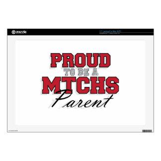 Proud to be a MTCHS Parent 1 Laptop Skin