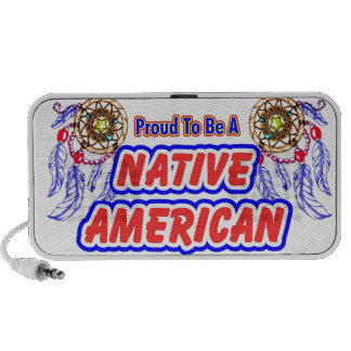 Proud to be a Native American Speaker System