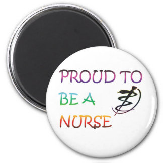 PROUD TO BE A NURSE MAGNET