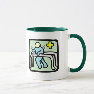 PROUD TO BE A PHYSICAL THERAPIST MUG