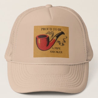 Proud to be a pipesmoker cap