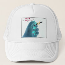 Proud To Be A Quitter! Hat