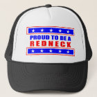 PROUD TO BE A REDNECK T-SHIRTS ANG GIFTS TRUCKER HAT