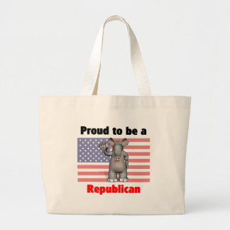 Proud to be a Republican Bag