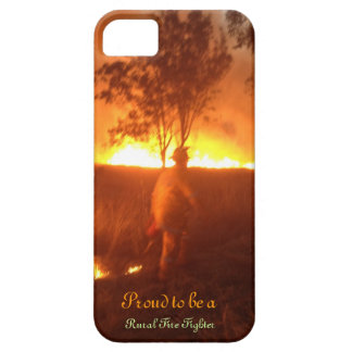 Proud to be a Rural Fire Fighter Iphone 5g BTC iPhone SE/5/5s Case
