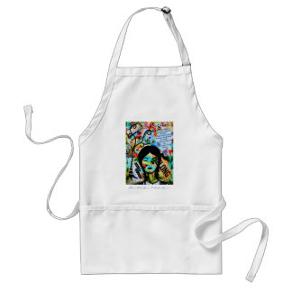 Proud to be a Scholastican Adult Apron