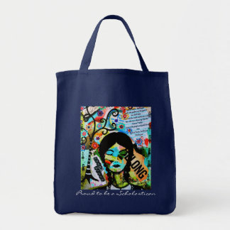Proud to be a Scholastican Canvas Bag