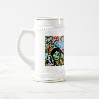 Proud to be a Scholastican Beer Stein