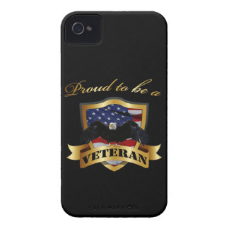 Proud to be a Veteran iPhone 4 Case-Mate Cases