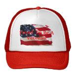 Proud to be a Veteran Mesh Hats