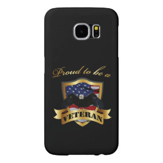 Proud to be a Veteran Samsung Galaxy S6 Cases