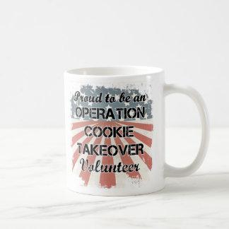 Proud to be a Volunteer mug