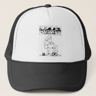 Proud to be a yorkshireman trucker hat