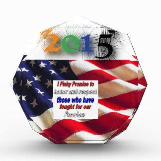 Proud to be American Award