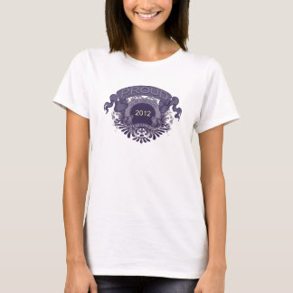 PROUD TO BE AMERICAN -FBO - 2012 T-Shirt