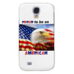 Proud to be American Galaxy S4 Cases