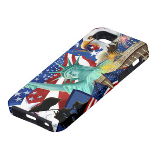 Proud to be American iPhone SE/5/5s Case