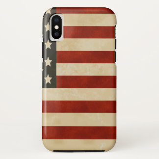Proud to be American iPhone X Case