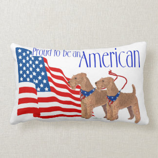 Proud to be American Pillows