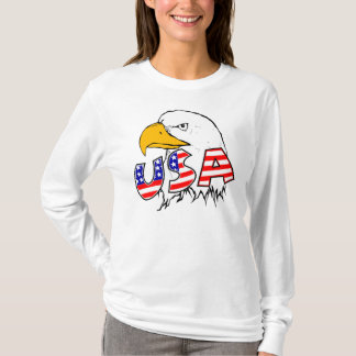 Proud to be American - USA T-Shirt